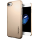 Spigen Thin Fit pro iPhone 7, champagne gold