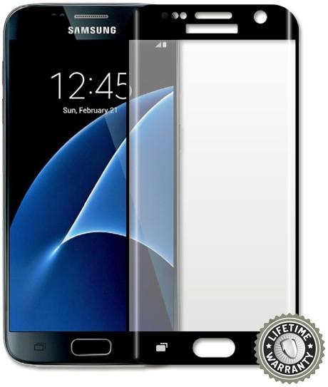 ScreenShield ochrana displeje Tempered Glass pro Galaxy G930 Galaxy S7, černá