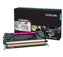 Lexmark C748H2MG, magenta