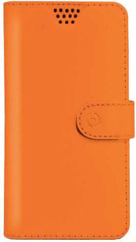 """CELLY Wally Unica pouzdro, velikost XL 4,5"""" - 5"""", oranžová"""