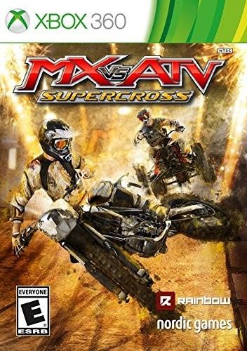 MX vs ATV Supercross - X360