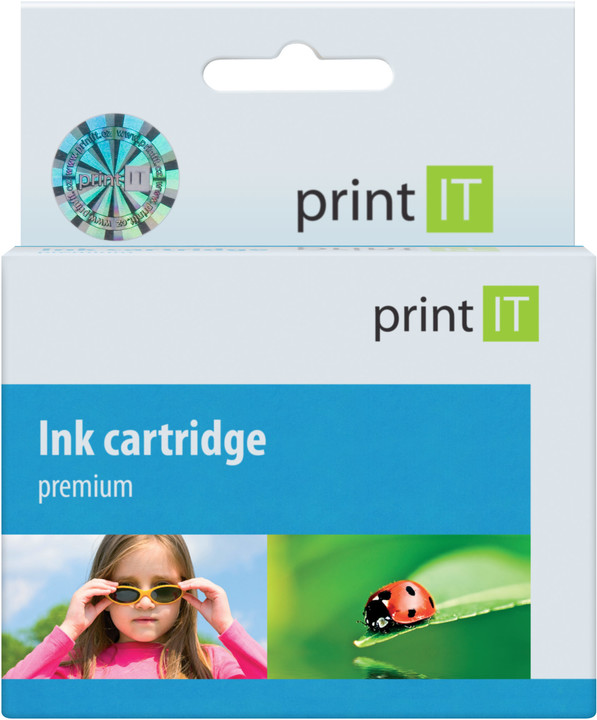 PRINT IT alternativní HP CC641EE XL no. 300 black