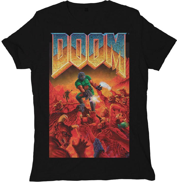 Doom - Cover (XL)