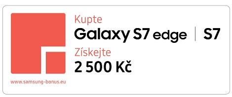 Cashback Samsung - získej 2500 Kč zpět