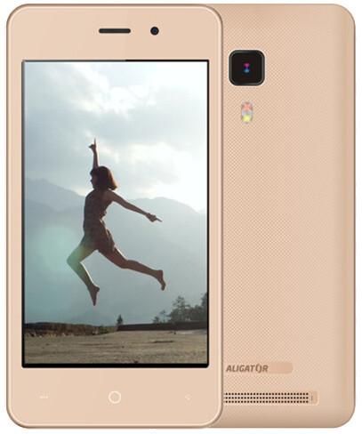 Aligator S4080 Duo, zlatá
