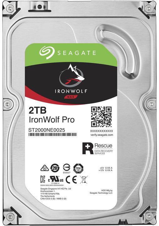 Seagate IronWolf PRO - 2TB