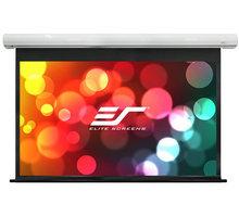 """Elite Screens plátno elektrické motorové 120"""" (304,8 cm)/ 16:9/ 149,6 x 265,7 cm/ case bílý - SK120XHW-E10"""
