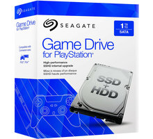 Seagate Game Drive for PlayStation SSHD - 1TB - STBD1000101