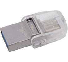 Kingston DataTraveler microDuo 3C - 16GB - DTDUO3C/16GB