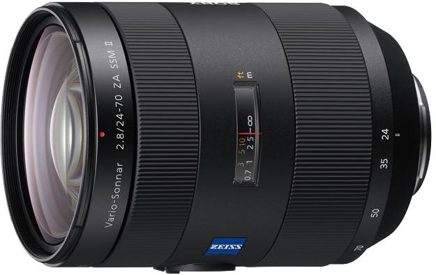 Sony Vario-Sonnar T* 24–70mm f/2.8 ZA SSM II