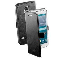 CellularLine Book Essential pro Galaxy S5 Mini, černá - BOOKESSGALS5MINK