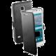 CellularLine Book Essential pro Galaxy S5 Mini, černá