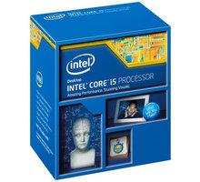 Intel Core i5-4690K - BX80646I54690K + COOLER SilentiumPC Fera 3 HE1224, chladič CPU