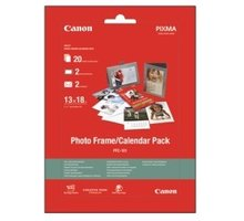 Canon Foto papír Photo Frame & Calendar PFC-101, 13x18 cm, 20 ks - 2311B054