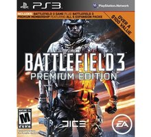 Battlefield 3: Premium Edition - PS3 - EAP302043