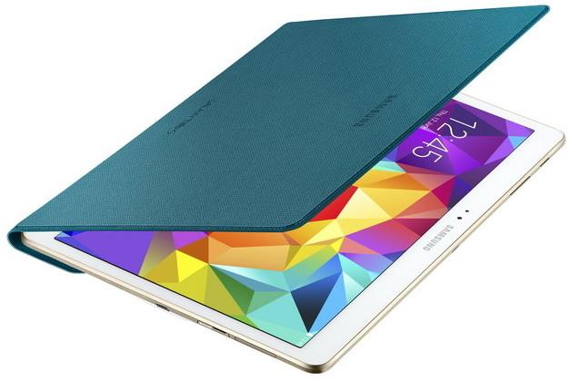"""Samsung Simple EF-DT800B pro Galaxy Tab S 10,5"""", modrá"""