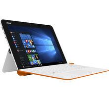 ASUS T102HA-GR014T, bílo-oranžová