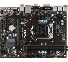 MSI H81M-P33 PLUS - Intel H81