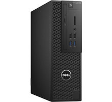 Dell Precision T3420 SFF, černá - M2VP0