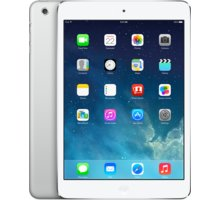 APPLE iPad Mini, Retina, 32GB, Wi-Fi, 3G, stříbrná - ME824SL/A