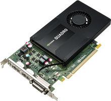 PNY Quadro K2200 4GB - VCQK2200-PB