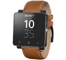Sony SmartWatch 2, leather brown - 1300-2690