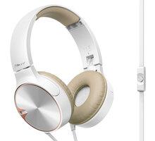 Pioneer SE-MJ722T, bílá/béžová - SE-MJ722T-T