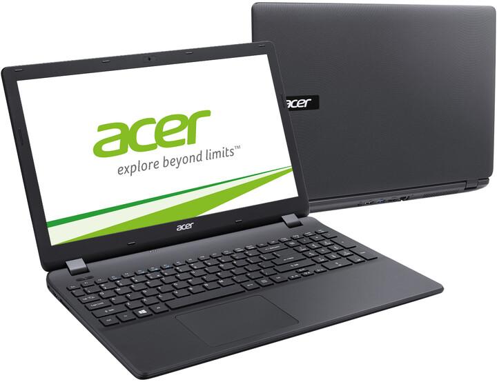 Acer Aspire ES15 (ES1-571-33Z6), černá