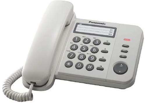 Panasonic KX-TS520FXW, bílá