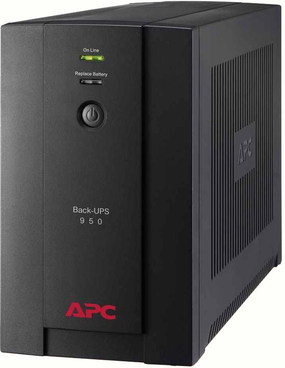 APC Back-UPS 950VA, AVR, IEC