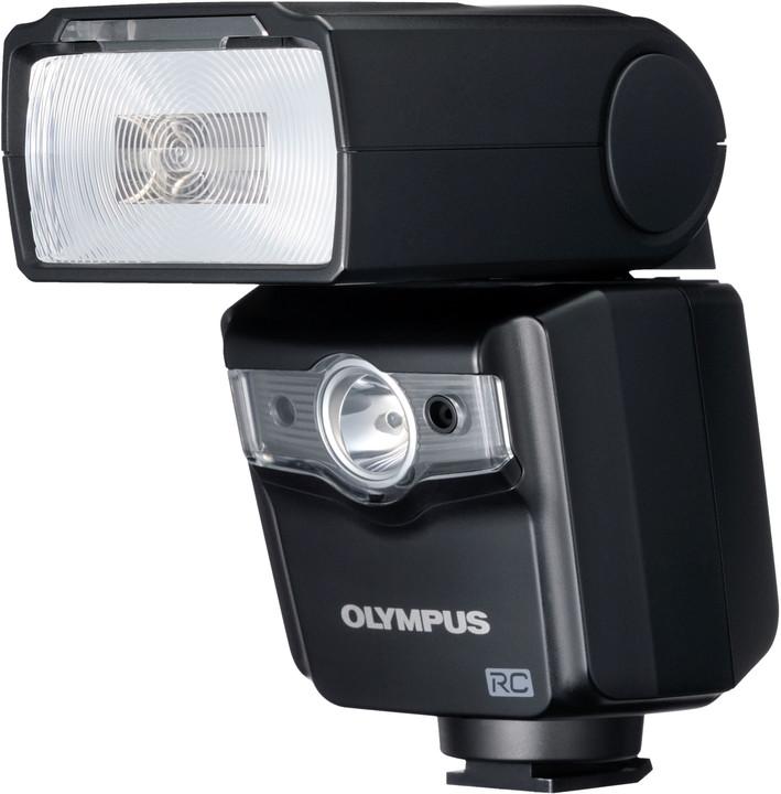 Olympus blesk FL-600R pro PEN, XZ, OM-D