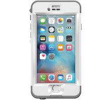 LifeProof Nüüd pouzdro pro iPhone 6s Plus, odolné, bílo-šedá - 77-52575