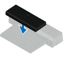 Dell Distanční prvek (spacer) pro doky Latitude E (POUZE pro řadu 7000) - 452-BBID