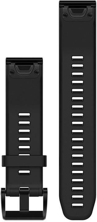 GARMIN náhradní řemínek pro Fenix 5 a Forerunner 935 QuickFit™ 22, černý