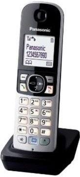 Panasonic KX-TGA681FXB - přídavná ručka pro KX-TG6811/12/21/81
