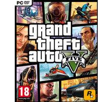 Grand Theft Auto V - PC - PC - 5026555064255