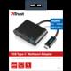 Trust USB-C Multiport adaptér