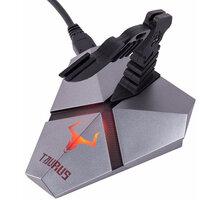 iTek TAURUS MB01, USB hub, čtečka karet - ITAMB01