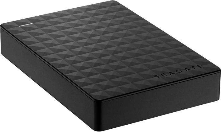 Seagate Expansion Portable, USB3.0 - 4TB
