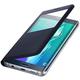 Samsung EF-CG928P S View pouzdro pro Galaxy S6 edge+ (SM-G928F), modrá/černá