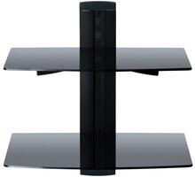 Connect IT G2 držák/2x skleněné police pro DVD/Set Top Box - CI-63