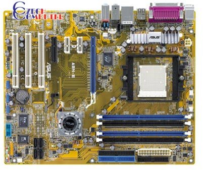 Asus A8N-E - nForce4 Ultra