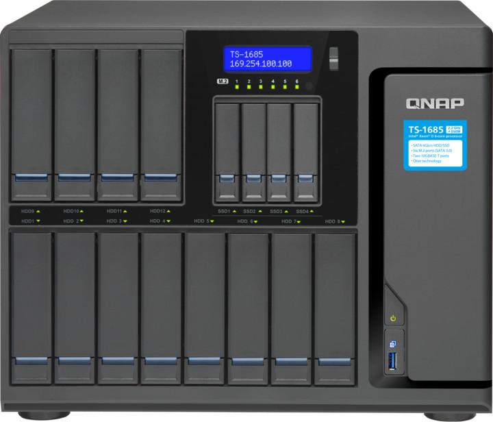 QNAP TS-1685-D1531-128GR-550W