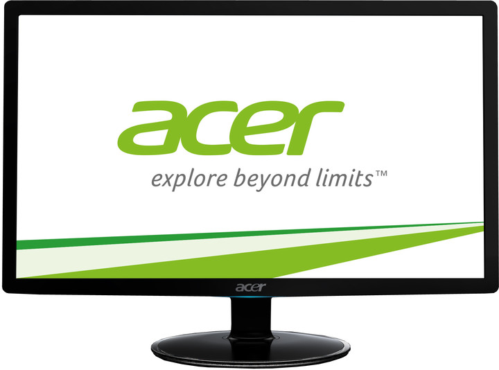 Acer S242HLCbid - LED monitor 24""