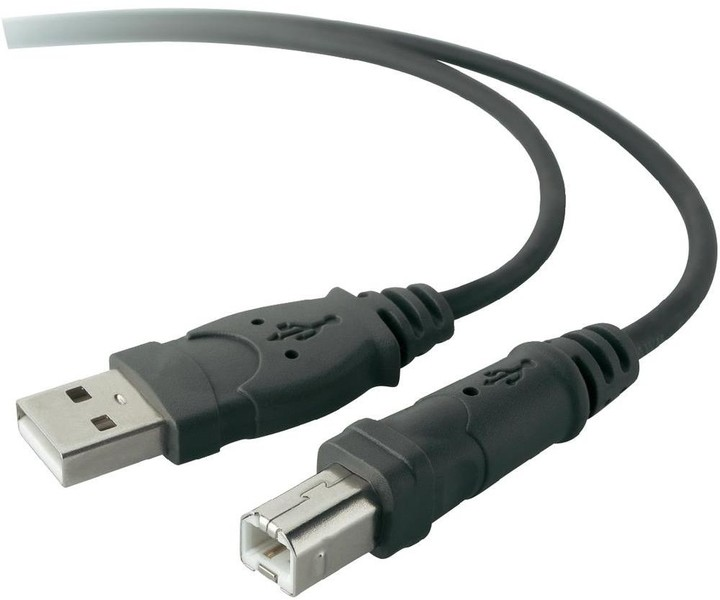 Belkin USB 2.0 A/B, 3m