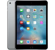 APPLE iPad Mini 4, 128GB, Wi-Fi, šedá - MK9N2FD/A + Zdarma Tablet YENKEE YBT 0820GY Pouzdro Bubble 8´ (v ceně 249,-)