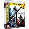 Assassin's Creed 1&2 pack - PS3