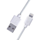 PremiumCord Lightning, Apple 8pin - USB A M/M, 2m