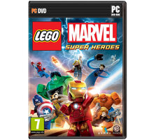 LEGO Marvel Super Heroes - PC - PC - 5908305207078
