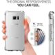 Spigen Crystal Shell pro Galaxy Note 7, clear crystal